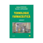Tehnologie farmaceutica (Volumul 2)