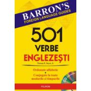 501 verbe englezesti, cu CD