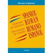 Dictionar de buzunar spaniol-roman, roman spaniol