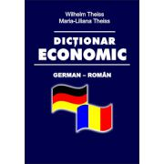 Dictionar economic german  roman 64.500 de cuvinte