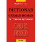 Dictionar german-roman de termeni economici