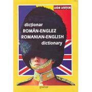 Dictionar roman - englez Leon Levitchi