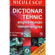 Dictionar tehnic englez-roman roman-englez