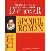 Dictionar Spaniol - Roman 100. 000 de cuvinte