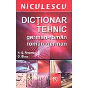 Dictionar tehnic german roman roman german
