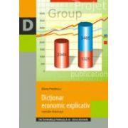 Dictionar economic explicativ roman francez
