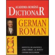 Dictionar German - Roman 200.000 de cuvinte