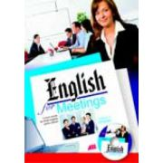 English for Meetings (CD inclus)