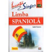 Invata singur limba spaniola + 3 CD-uri