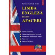 Limba engleza pentru afaceri, cu CD