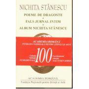 Poeme de dragoste. Fals jurnal intim. Album Nichita Stanescu