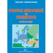 Politica europeana de vecinatate - Note de curs