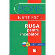 Rusa pentru incepatori + CD Audio