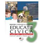 Educatie civica  manual  clasa a 3-a