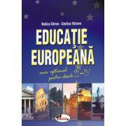 Educatie Europeana. Curs optional pentru clasele 3-4