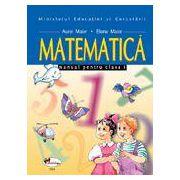 Matematica  Manual  clasa 1