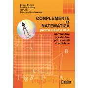 COMPLEMENTE DE MATEMATICA PENTRU CLS. A VII-A