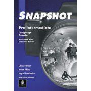 Snapshot. Caiet de exercitii clasa a VII-a Pre-Intermediate