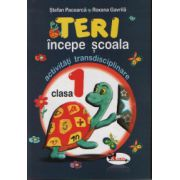 Teri incepe scoala-activitati transdisciplinare pentru clasa I