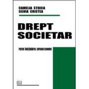 Drept societar - Pentru învăţământul superior economic