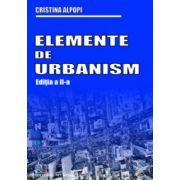 Elemente de urbanism - editia aII-a