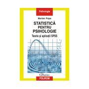 Statistica pentru psihologie. Teorie si aplicatii SPSS