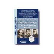 Ghid de pregatire pentru BACALAUREAT 2010 - Limba si literatura romana