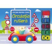 Circulatia rutiera – Jocuri pentru copii