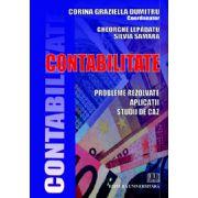 Contabilitate - probleme rezolvate, aplicatii, studii de caz