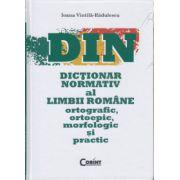 Dictionar Normativ al Limbii Romane ortografic ortoepic morfologic si practic