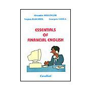 Essentials of Financial English - For First Year Students