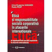 Etica si responsabilitate sociala corporativa in afacerile internationale
