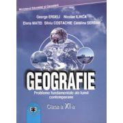 Geografie clasa a XI-a