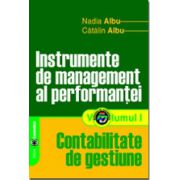 Instrumente de management al performantei vol. I  -  Contabilitate  de gestiune