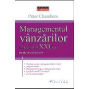 Managementul vanzarilor in secolul 21