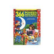 366 poveşti minunate pentru adormit copiii