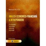 Analiza economico - financiara a intreprinderii. Probleme, abordari, metode, aplicatii