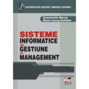 Sisteme informatice de gestiune si management