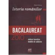 BAC 2010 ISTORIA ROMANILOR
