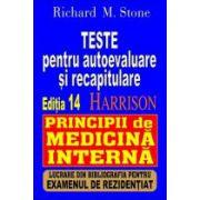 Principii de medicina interna Harrison, Editia 14. Teste pentru autoevaluare si recapitulare