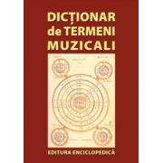 Dictionar de termeni muzicali