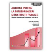 Auditul intern la întreprinderi şi instituţii publice