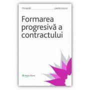 Formarea progresivă a contractului