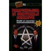 Parapsihologia si serviciile secrete. Colectia stranger secret files nr.8