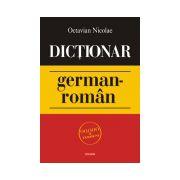 Dictionar german-roman Editie Cartonata