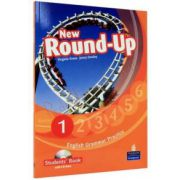 New Round-Up 1 Student Book with CD-Rom (English Grammar Practice)