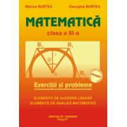 Matematica. Exercitii si probleme. Clasa a XI-a