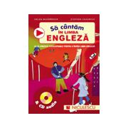 Sa cantam in limba engleza & CD audio