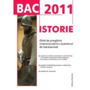 Bacalaureat 2011. Istorie