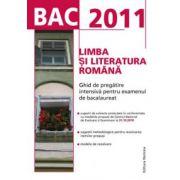 BACALAUREAT 2011 - Limba si literatura romana